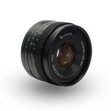 Obiettivo 7artisans 50mm f/1.8 per Olympus/Panasonic micro-4/3