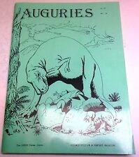 Auguries #14 - UK small press digest – January 1991 - The Green Theme issue