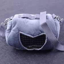 Small Animal Carrier Bag Hamster Chinchilla Travel Warm Bag Guinea Pig Pouch Bed