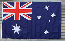 Huge 2.4 Metre Australian New Flag 8x5ft Australia Giant Aussie Polyester