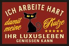 Fussmatte Katze Gunstig Kaufen Ebay