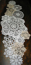 lot of 14 Hand Crochet Doilies 5