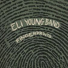 Eli Young nastro-IMPRONTE DIGITALI CD NUOVO