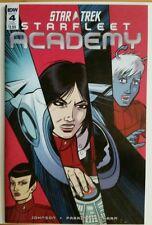 STAR TREK #4 Sub Cvr, STARFLEET ACADEMY (2016 IDW Comic) ~ VF/NM Comic Book