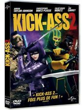 Kick-ass 2 DVD NEUF SOUS BLISTER