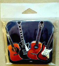Drinks' Coaster (Guitar Selection) (Music Gift)