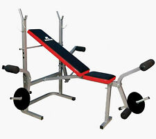 Kamachi weight lifting bench b005 multipurpose