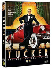 Tucker: The Man And His Dream (1988) Claus Viller / DVD, NEW
