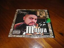 Chicano Rap CD DYABLO - Mafya Chapter 1 - DUENDE Brownside C-4 Mr. Shadow BOOGIE