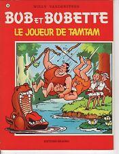 Vandersteen Bob et Bobette 88 le joueur de tamtam erasme