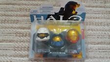 Halo 3 Helmet Collection Scout, Mark VI, Eva (New)
