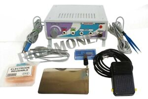 Electro surgical cautery Byfricator with All Standard Accessories BEST PRO USE-P