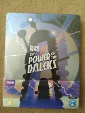 Doctor Who -  Power of the Daleks - Blu Ray - Steelbook - New and Factory Sealed
