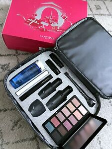 LANCOME HOLIDAY BEAUTY BOX 2020, 7 FULL SIZE (removed 3 items) CHROME