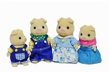 Sylvanian Families Calico Critters Grunt Pig Family