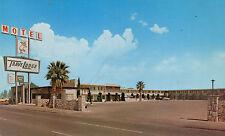 postcard USA  Texas El Paso East Travel Lodge unposted