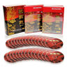 Romance of The Three Kingdoms - Guoqiang Tang, 1995 / NEW 28-DVDs Box Set