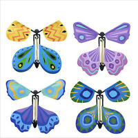Magic Flying Butterfly Easy To Do Magic Tricks Props Toys For Children Gift GXMW