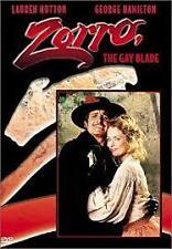 ZORRO, THE GAY BLADE - SEALED DVD - GEORGE HAMILTON / LAUREN HUTTON