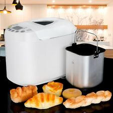 Automatic Bread Maker Machine 2.2lbs 550W With LCD Display & Timer & Top Window