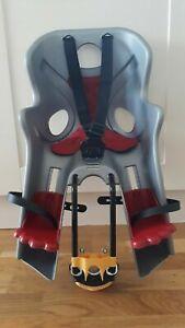 Bellelli Rabbit Front Child Bike Seat - excellent condition
