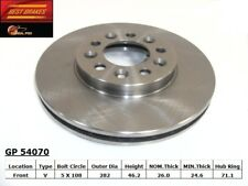 Disc Brake Rotor-Standard Brake Rotor Front Best Brake fits 1999 Ford Windstar