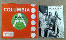 "PINK FLOYD "" POINT ME AT THE SKY "" INSANELY RARE SUPERB UK 7"" DEMO + PROMO CARD"