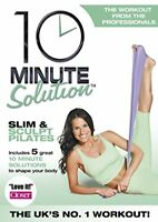 10 Minute Solution - Slim And Sculpt Pilates [DVD][Region 2]
