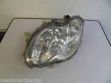 smart car 450 coupe cabrio  LEFT HAND PEANUT HEADLIGHT 2000-2007