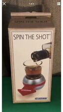 """Barbuzzo """"Spin The Shot� Party Drinking Game Adult Spin The Bottle Game"""