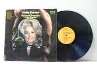 Dolly Parton LP My Favorite Songwriter Porter Wagoner RCA Germany