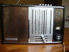 USSR transistor radio RIGA 104 1975 RARE collectors (COPY GRUNDIG SATELLIT 2000)