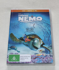 Disney Pixar Finding Nemo (DVD, 2012, 2-Disc Set) New Sealed