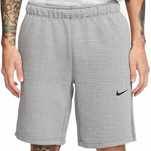 Size L - Nike NSW Tech Pack Soft Knit Shorts Particle Grey NikeLab CK2543 073