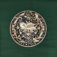 """Villeroy & Boch INTARSIA Accent Salad Plate 751289 Bone China Germany 8 3/4""""d"""
