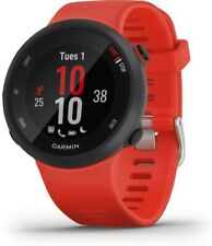 Garmin Forerunner 45 Gps Running Watch - Lava Red *Out Of Box*