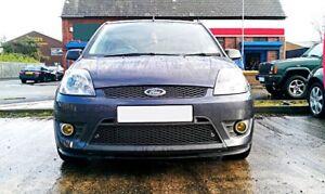 Für Ford Fiesta 6 Front Spoiler Lippe Frontschürze Frontlippe Frontansatz ST RS-