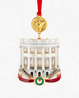 Genuine 2018 Official White House Historical Association Christmas Ornament NRFB