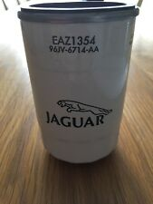 BRAND NEW GENUINE JAGUAR XK8, XJ Stype Oil Filter (EAZ1354)