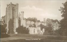 More details for real photo dunkeld cathedral w m culross angus