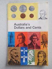 Australian dollar and cents Eduatonal Book