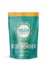 Pulsin Vanilla Keto Protein Powder 252g