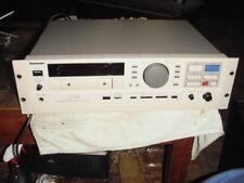PANASONIC SV-3700 DAT  DIGITAL AUDIO TAPE  DECK
