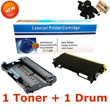 1 x Set DR350+TN350 toner and drum for Brother printer DCP-7020 DCP-7025 HL-2040