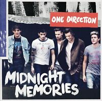 cd One Direction - Midnight Memories