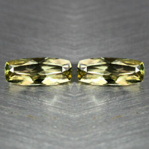 1.71 Cts_WOW ! FLAWLESS_MATCHING PAIR_100 % NATURAL COLOR CHANGE DIASPORE_TURKEY