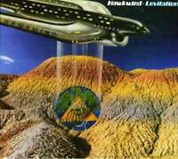 Hawkwind - Levitation - 3cd Expanded Edit NEW CD
