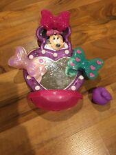 Minnie Mouse Bow Bath Toy GUC