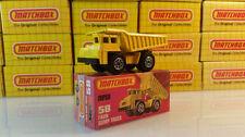 Voitures, camions et fourgons miniatures Matchbox 1:64