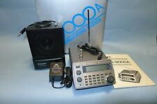 Aor Ar-3000A Communication reciever unblocked (Complete w/Extras)